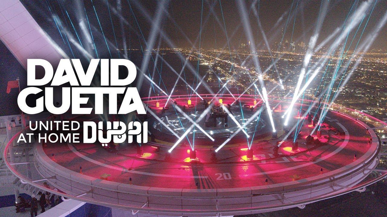 David Guetta   United at Home - Dubai Edition