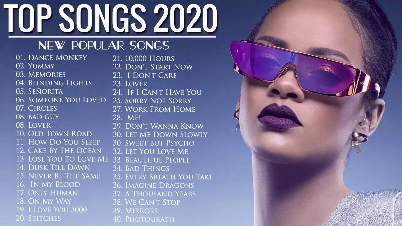 TOP 40 Songs of 2020 2021